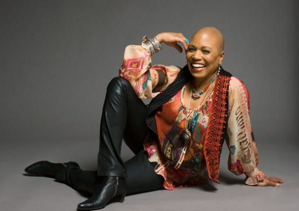 to billie with love from dee dee - Dee Dee Bridgewater live im Heidelberger Schloss